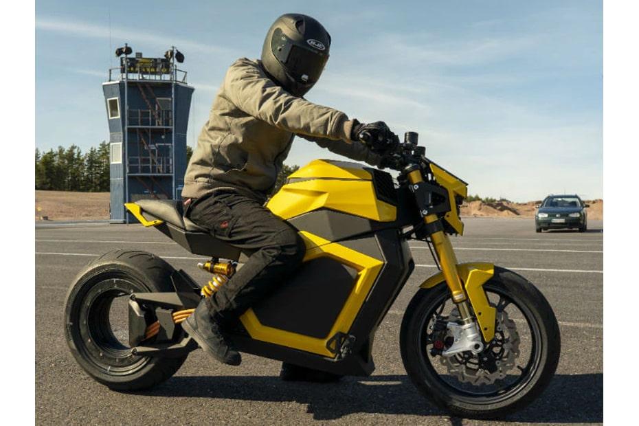 เผยรายละเอียด Verge TS จักรยานยนต์พลังงานไฟฟ้า อ้างว่าสามารถขับเคลื่อนระยะทาง 200-300 กม.