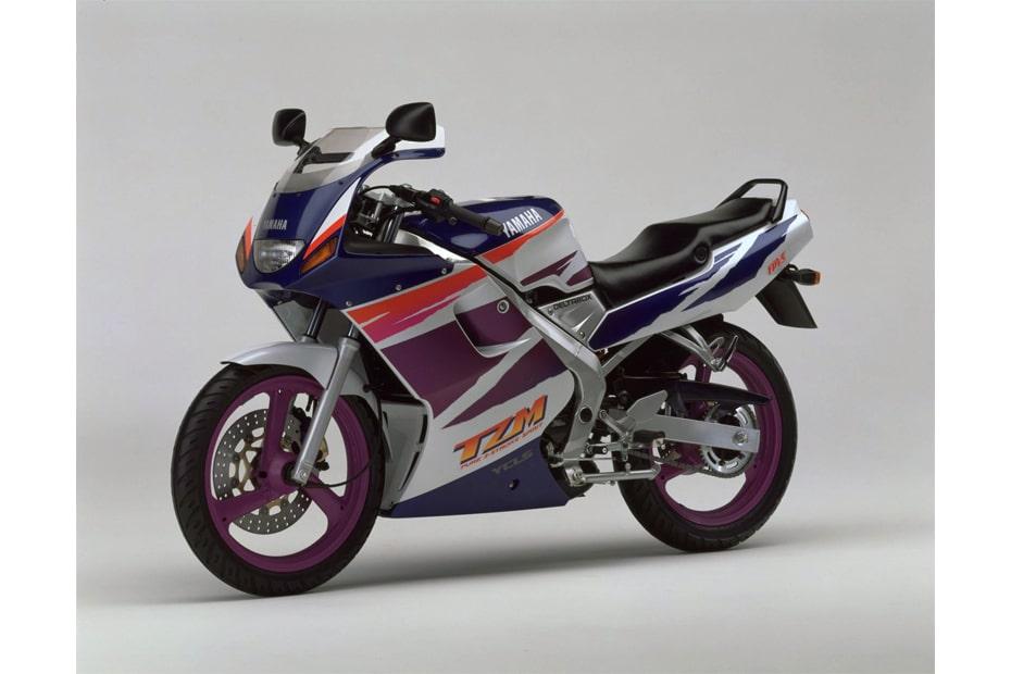 เผยข้อมูล Yamaha TZM 150 YCLS จักรยานยนต์ที่หายากในอินโดนีเซีย