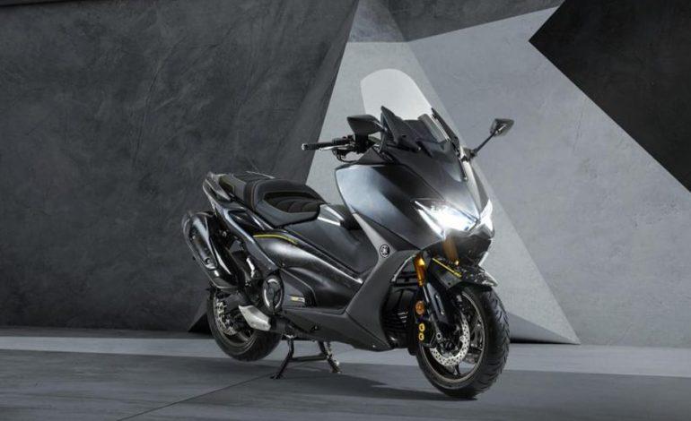 เปิดให้จอง Yamaha Tmax 20TH Anniversary 2021 โดดเด่นในสไตล์คาร์บอน