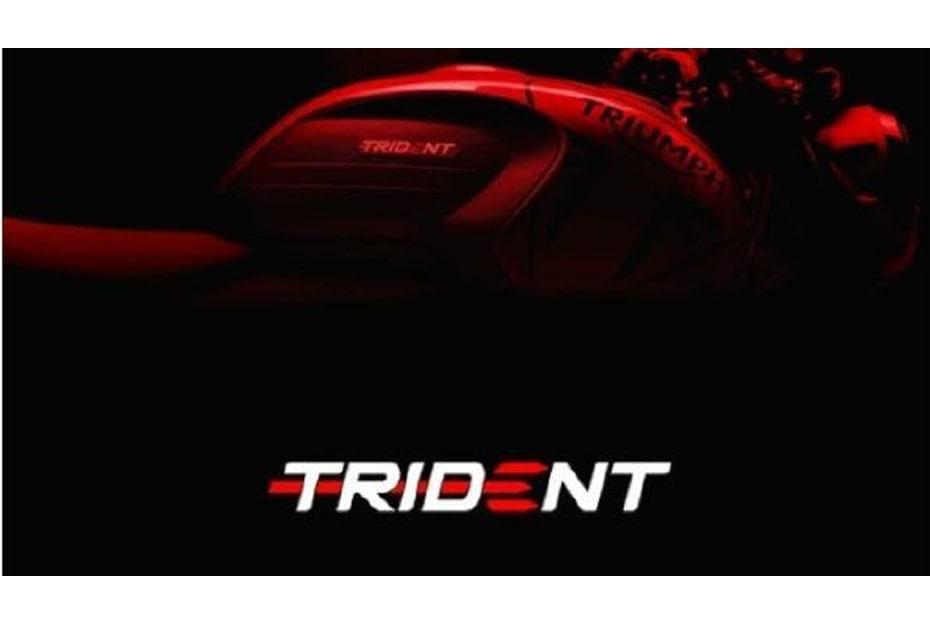 Triumph Trident เตรียมเปิดตัวในวันที่ 30 ตุลาคม 2020 เร็วๆนี้