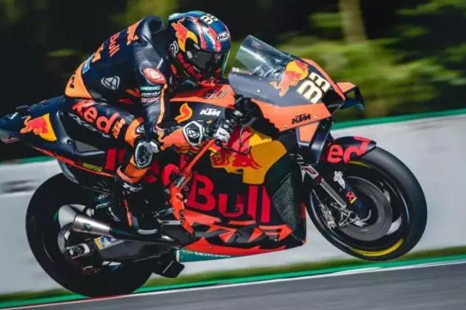 Brad Binder คว้าแชมป์ ให้กับ KTM ในรายการ MotoGP