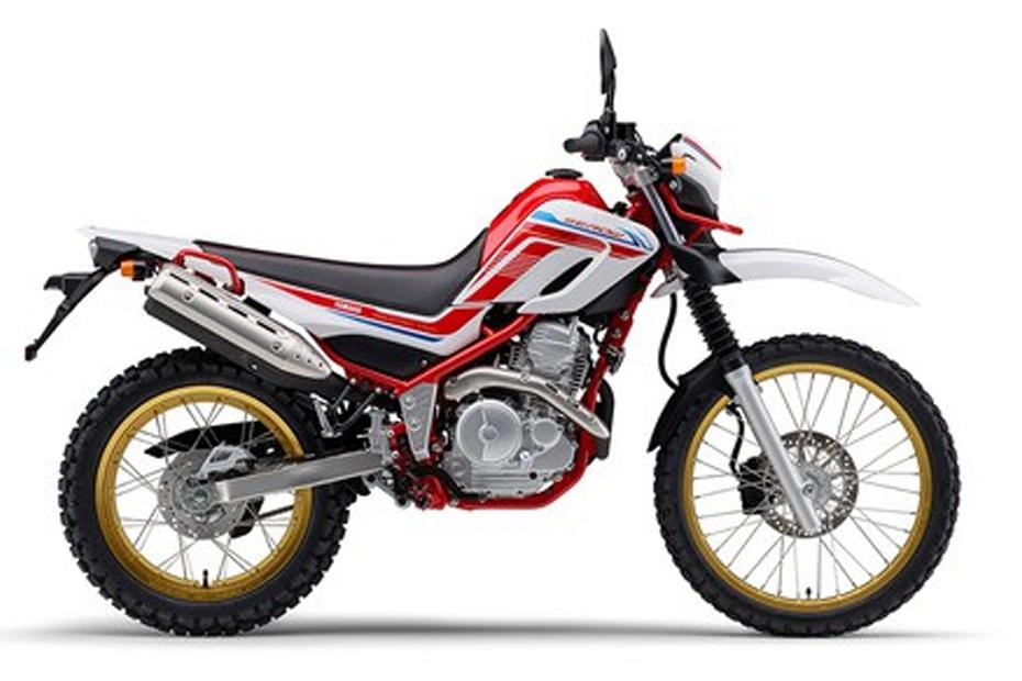 หยุดการผลิต Yamaha Serow 250 ในประเทศญี่ปุ่น