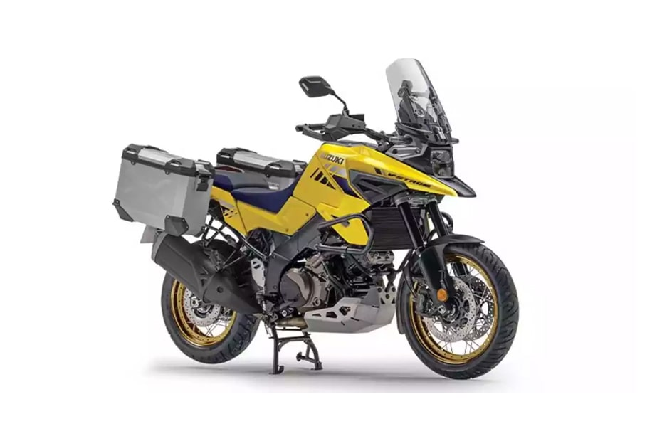 เปิดตัว Suzuki V-Strom 1050 XT Pro 2020 พร้อมกับอุปกรณ์เสริมใน อิตาลี
