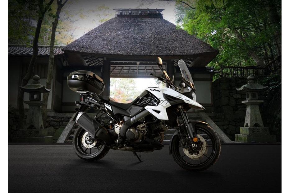 เผย Suzuki V-Strom 1050 Machi ใหม่ มาพร้อมอุปกรณ์เสริมที่น่าสนใจ