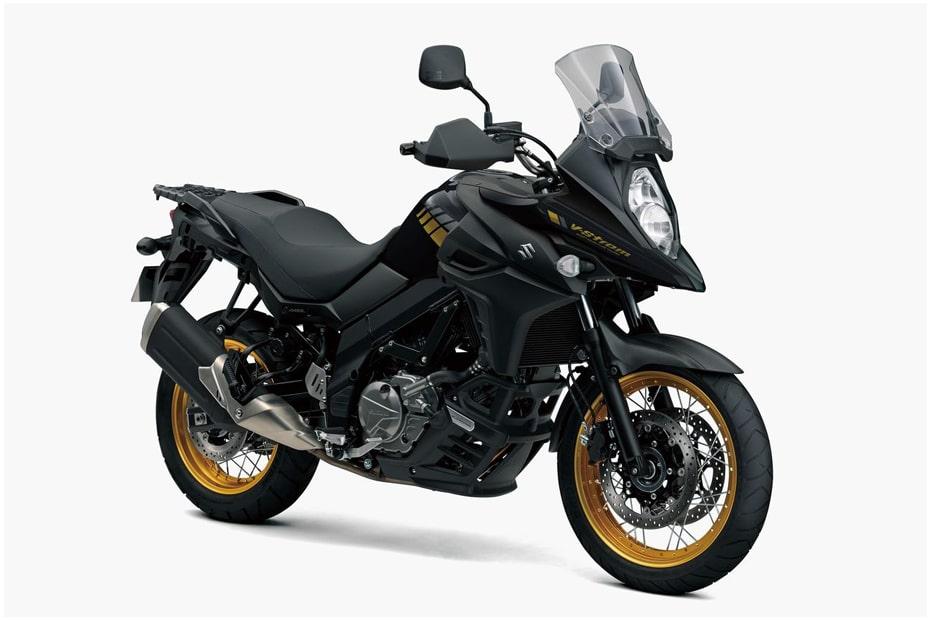 สีใหม่ Suzuki V-Strom 650 ABS และ V-Strom 650 XT ABS 2020 เผยโฉมอย่างเป็นทางการ