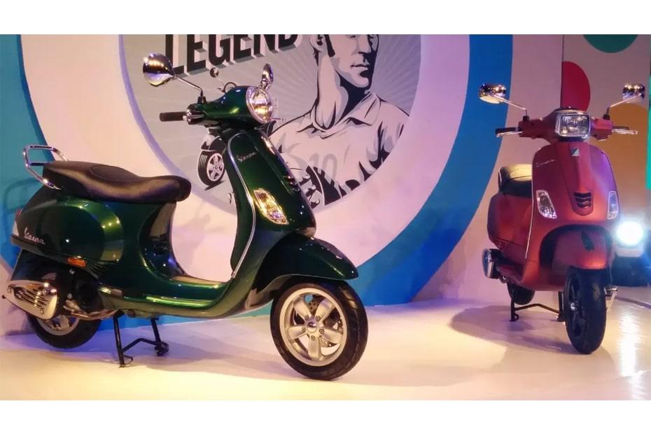 Piaggio เปลี่ยนชื่อใหม่กับสกูตเตอร์เวสป้า 150cc ในอินเดีย