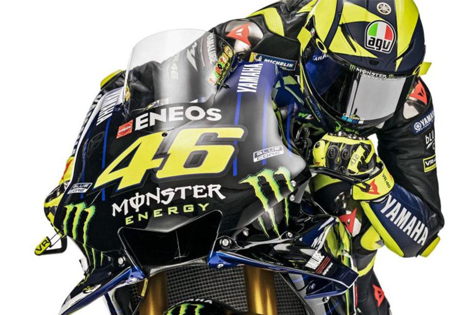 Valentino Rossi วางแผนที่จะแข่ง MotoGP ต่อในปี 2021