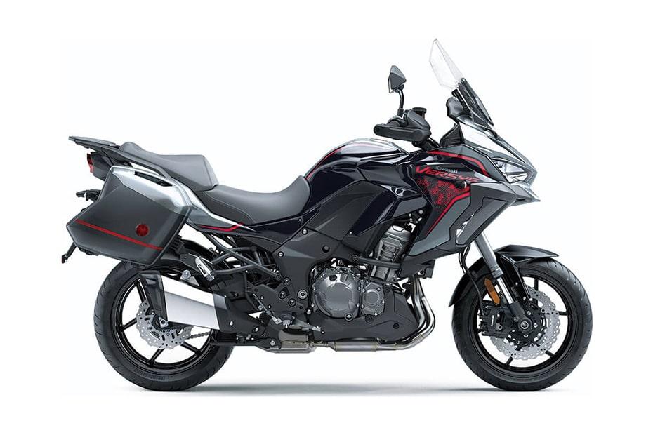 เปิดตัว Kawasaki Versys 1000 SE LT+ 2021 ในตลาดสหรัฐ