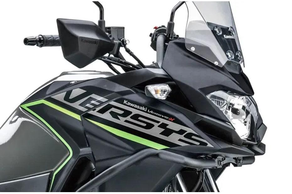 สีใหม่ Kawasaki Versys-X 250 2020 เปิดตัวในอินโดนีเซีย
