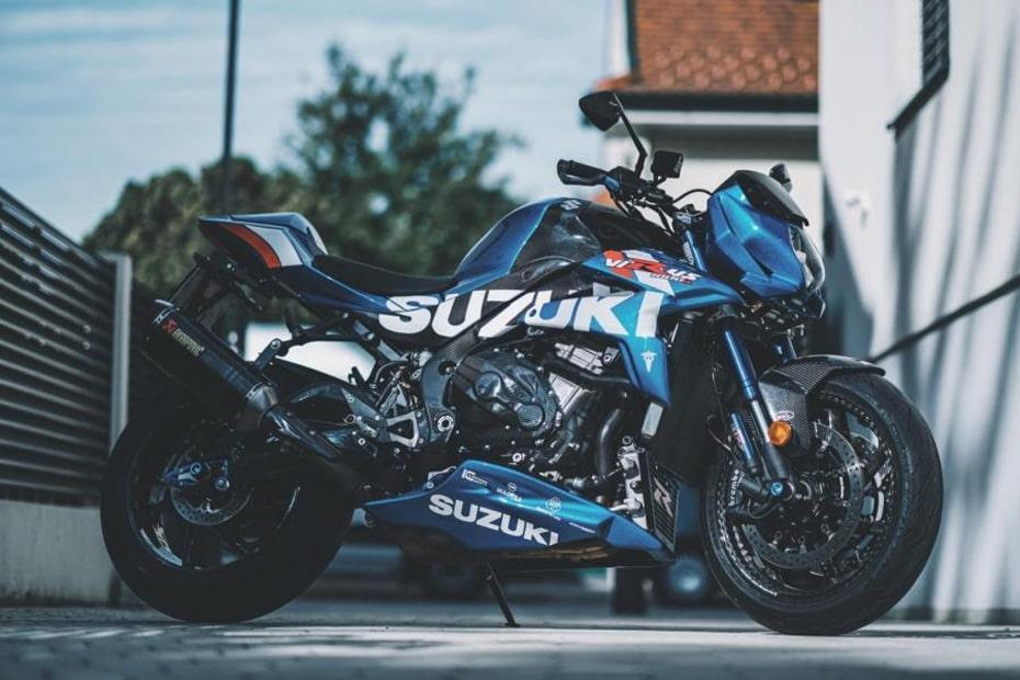 Suzuki ลุ้นเตรียมพัฒนา Virus 1000 R เครื่องยนต์จากรุ่น GSX-R1000