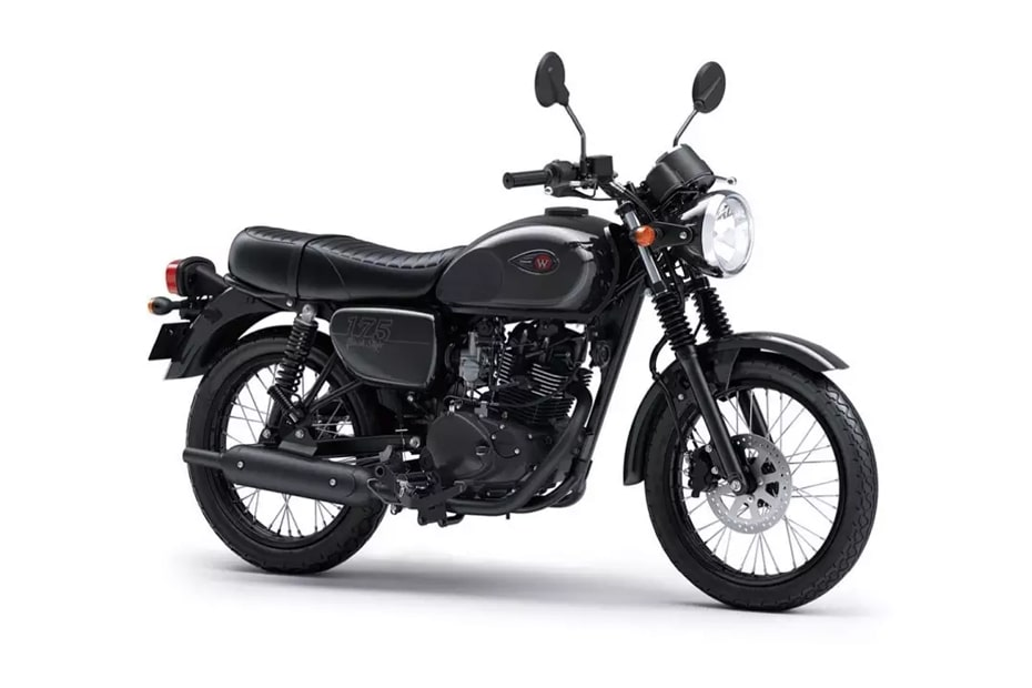 เผยภาพอาจเป็นรุ่น Kawasaki W175 กำลังทดสอบในประเทศอินเดีย