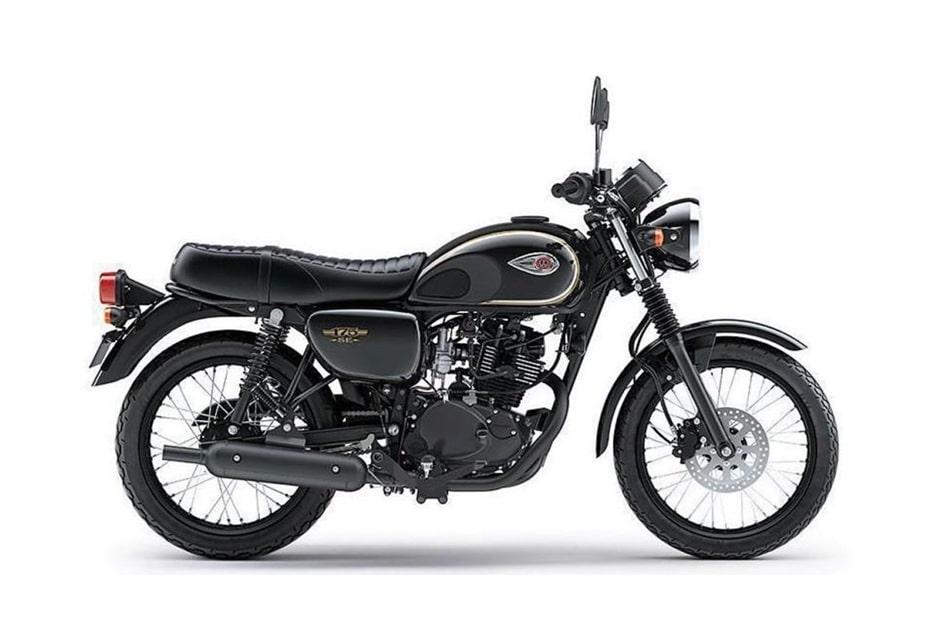 คาดเปิดตัว Kawasaki W175 2021 จักรยานยนต์สไตล์ย้อนยุคสามารถสร้างกลุ่มเฉพาะในอินเดีย