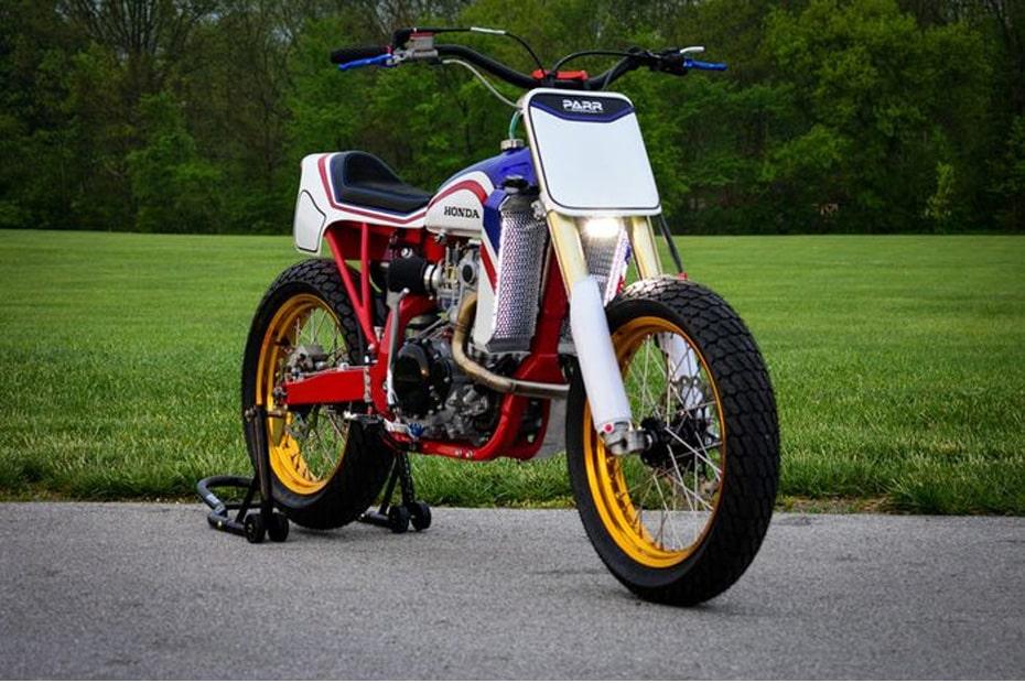 XR650R Elsinore 74