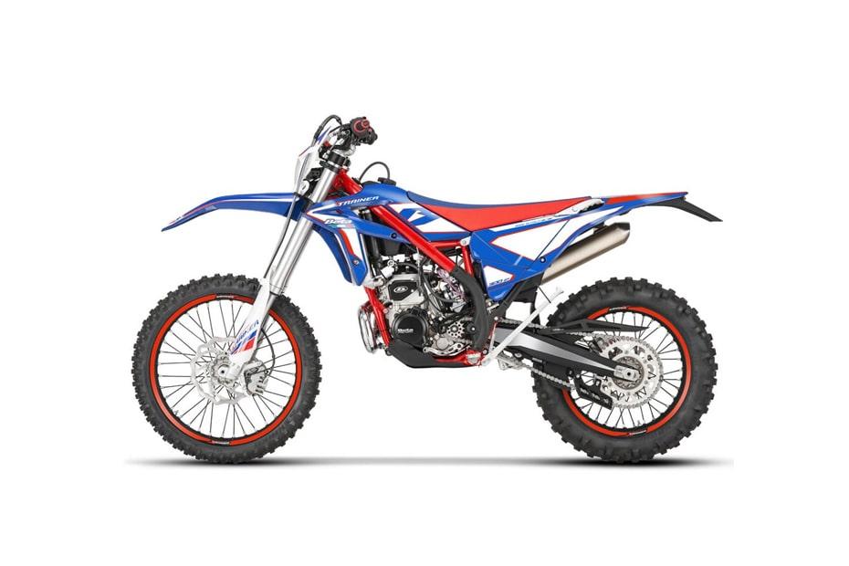 รถจักรยานยนต์ Enduro ใหม่ Beta Xtrainer 2021 ลวดลายโดดเด่น