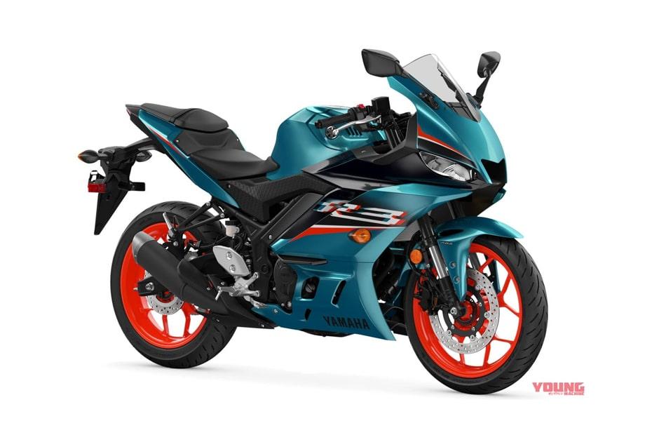 Yamaha อเมริกาเหนือเปิดตัว YZF-R3 ปี 2021 สีใหม่ Electric Teal