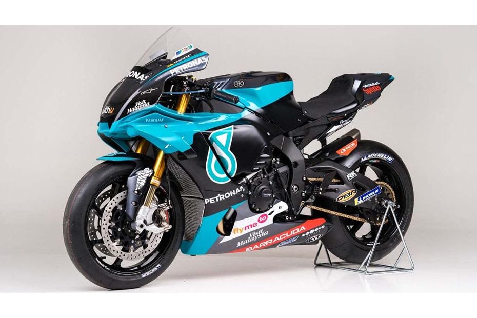 YME และ YART GYTR Pro Shop จากยุโรปประกาศเปิดตัว Petronas Yamaha SRT replica YZF-R1 อย่างเป็นทางการ