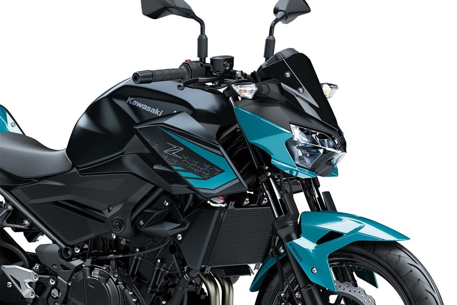 สีใหม่ Kawasaki Z250 2021 พร้อมเผยสเปคที่น่าสนใจกับลวดลายใหม่