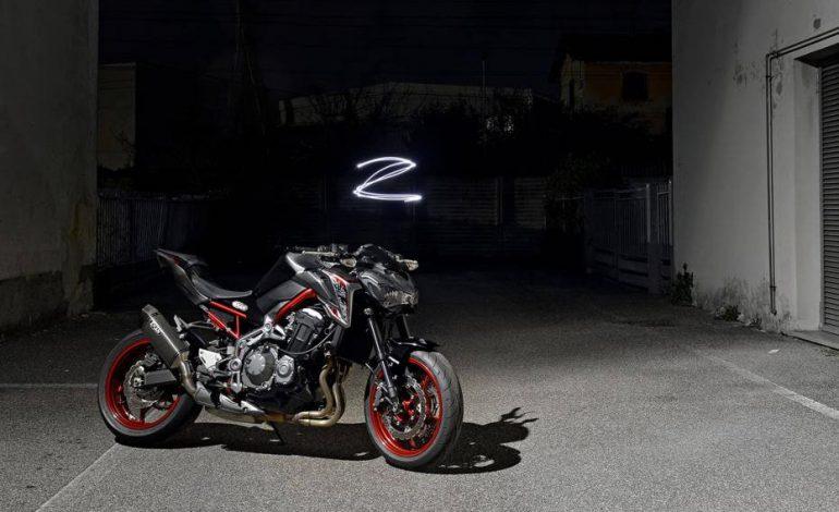Exan เปิดตัวท่อไอเสียใหม่สำหรับรุ่น Kawasaki Z900