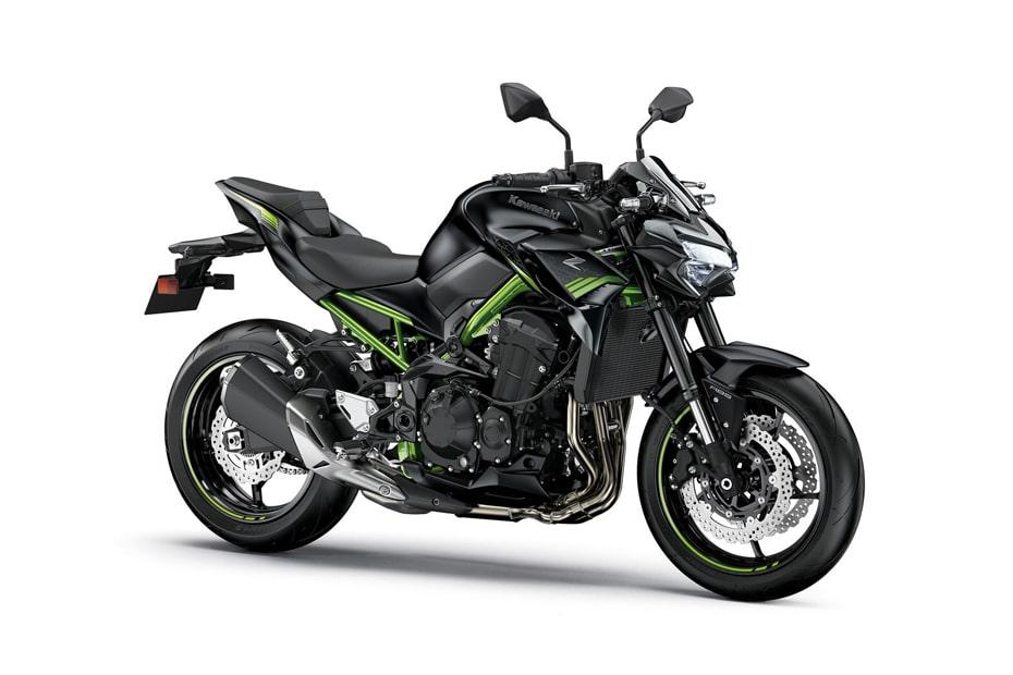 สีใหม่ Kawasaki Z900 2021 เปิดตัวอย่างเป็นทางการในราคา 1,100,000 เยน