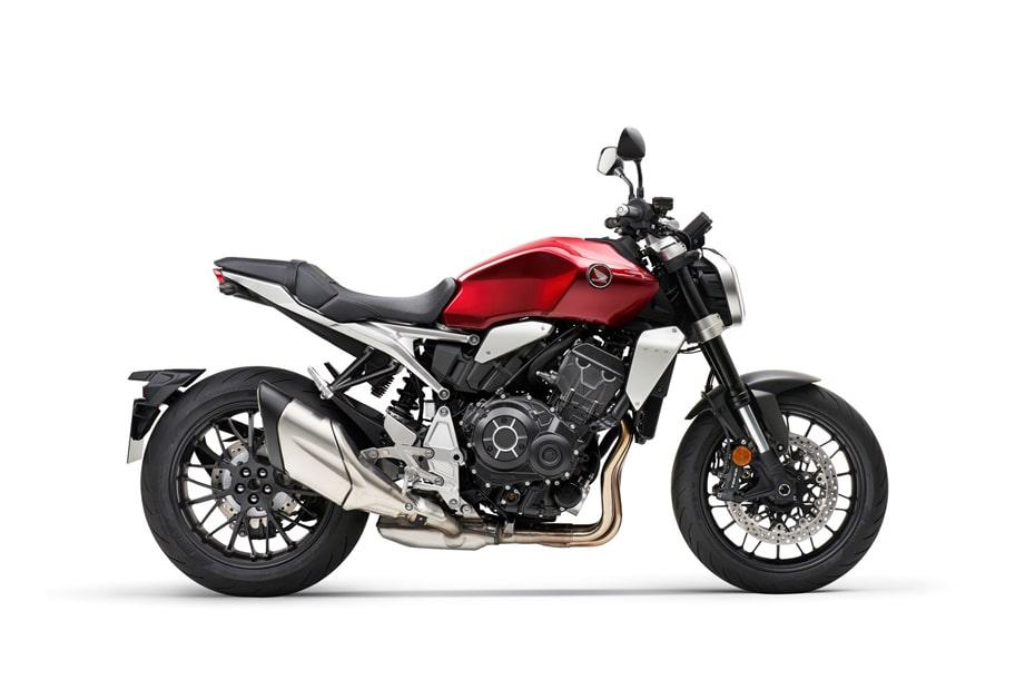 เปิดตัว 4 สีใหม่ Honda CB1000R 2021 พร้อมอัพเดทฟีเจอร์ใหม่ๆ