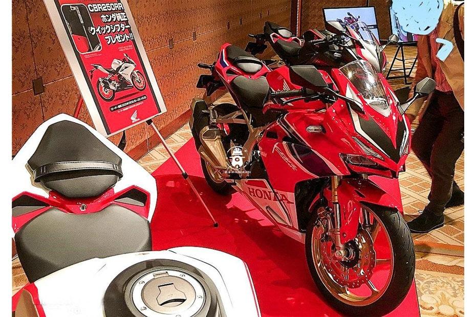 คาดเปิดตัว Honda CBR250RR 2020 ที่อินโดนีเซียเร็วๆนี้