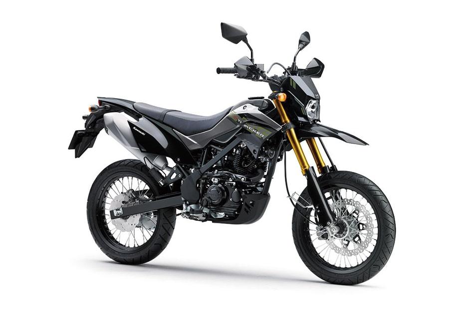 Kawasaki เปิดตัว D-Tracker 150 SE เวอร์ชั่น 2021 ในอินโดนีเซีย