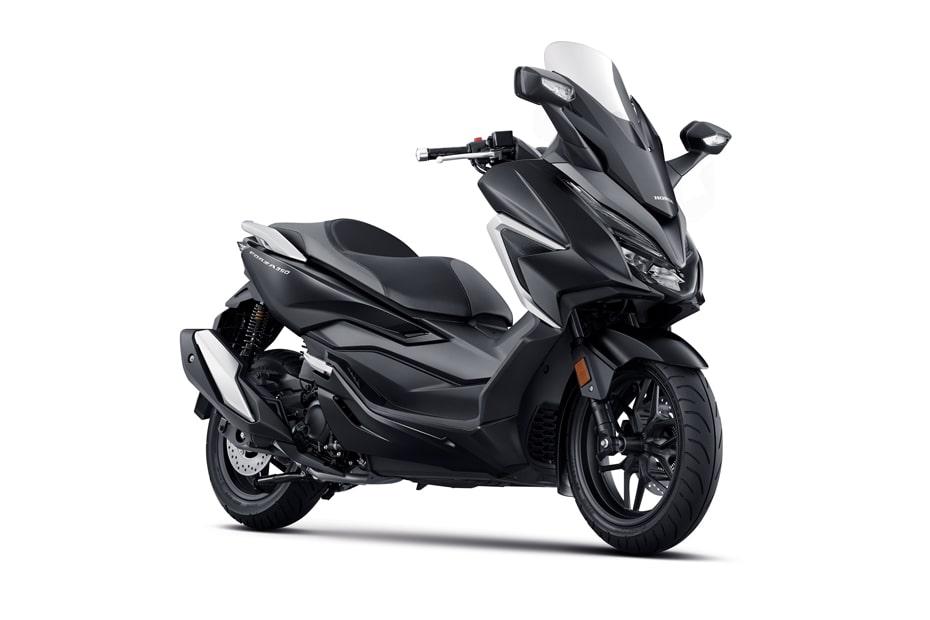 เผย Honda ADV 350 ใช้พื้นฐาน Forza 350 2020 ในการพัฒนา