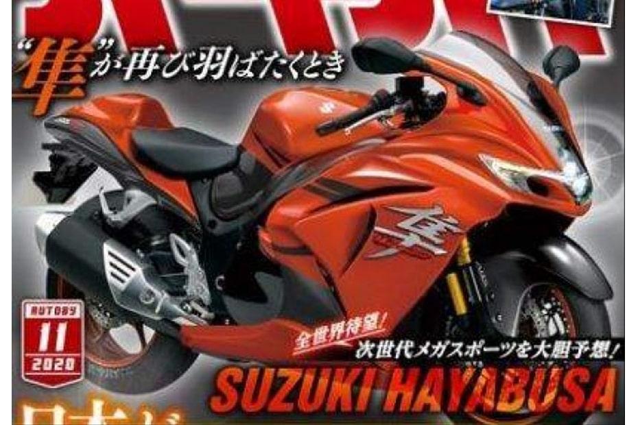 คาดอัพเดทด้านหลัง Suzuki Hayabusa เวอร์ชั่นปี 2021