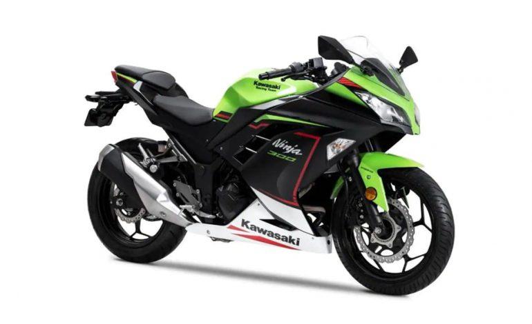เปิดตัว Kawasaki Ninja 300 2021 ในอินเดียราคา 318,000 รูปี