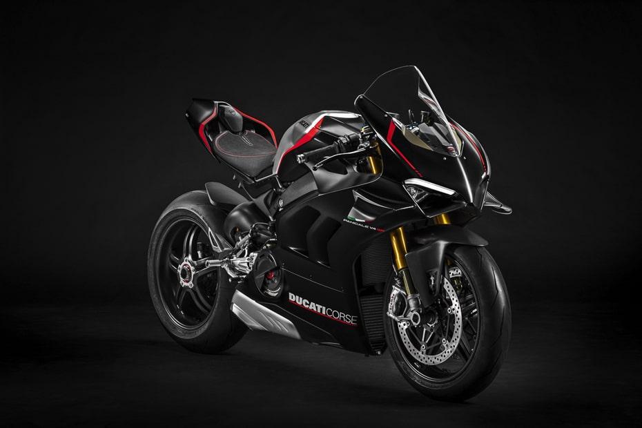 เผยโฉม Ducati Panigale V4 SP 2021 ที่มาพร้อมล้อคาร์บอนไฟเบอร์