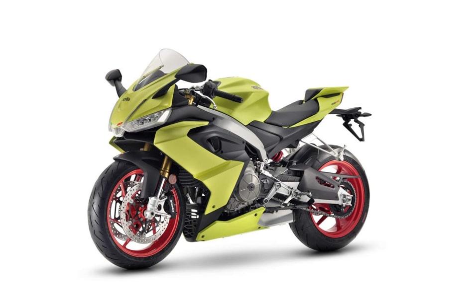 เตรียมเผยโฉม Aprilia RS660 2021 สามสีใหม่ราคา 10,149 ปอนด์