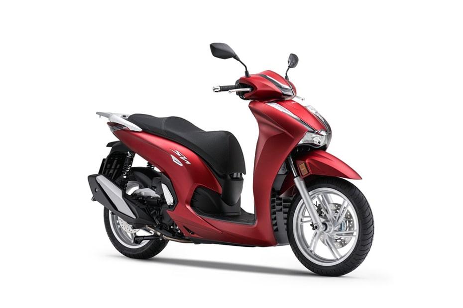 Honda SH350i 2021 เปิดตัวในยุโรป มาพร้อมดีไซน์และฟีเจอร์ใหม่ๆ