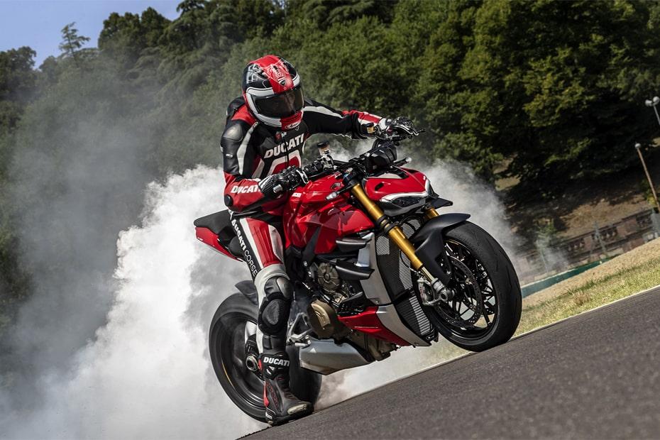 ค่ายดัง Ducati ได้รับผลกระทบ Covid-19 เลื่อนวันขาย Streetfighter V4 เป็นปี 2021