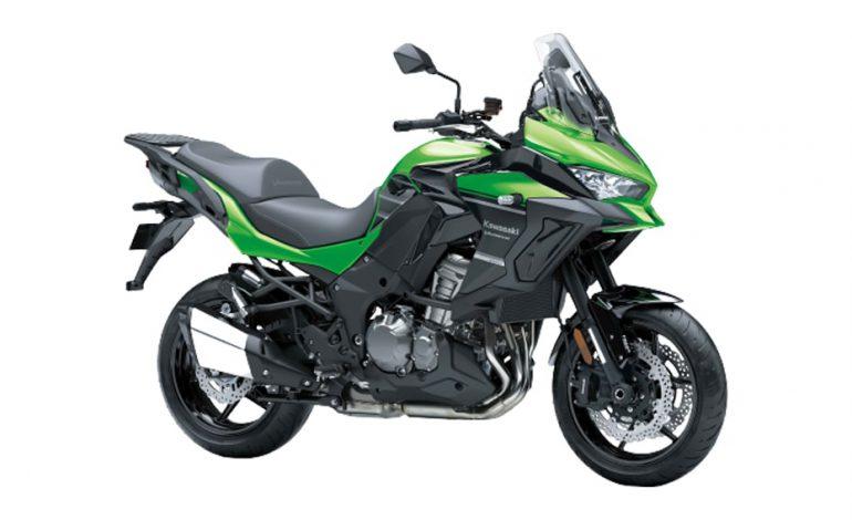 เปิดตัว Kawasaki Versys 1000 2021 อย่างเป็นทางการในอินเดีย