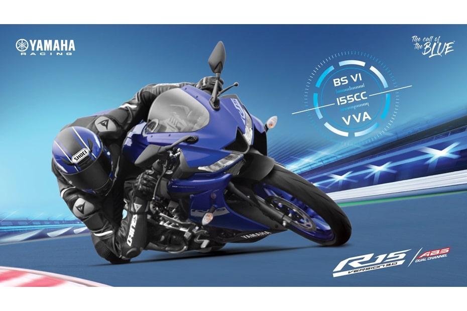 เปิดตัวสีใหม่ Yamaha R15 V3 2020 เปิดตัวในประเทศอินเดีย